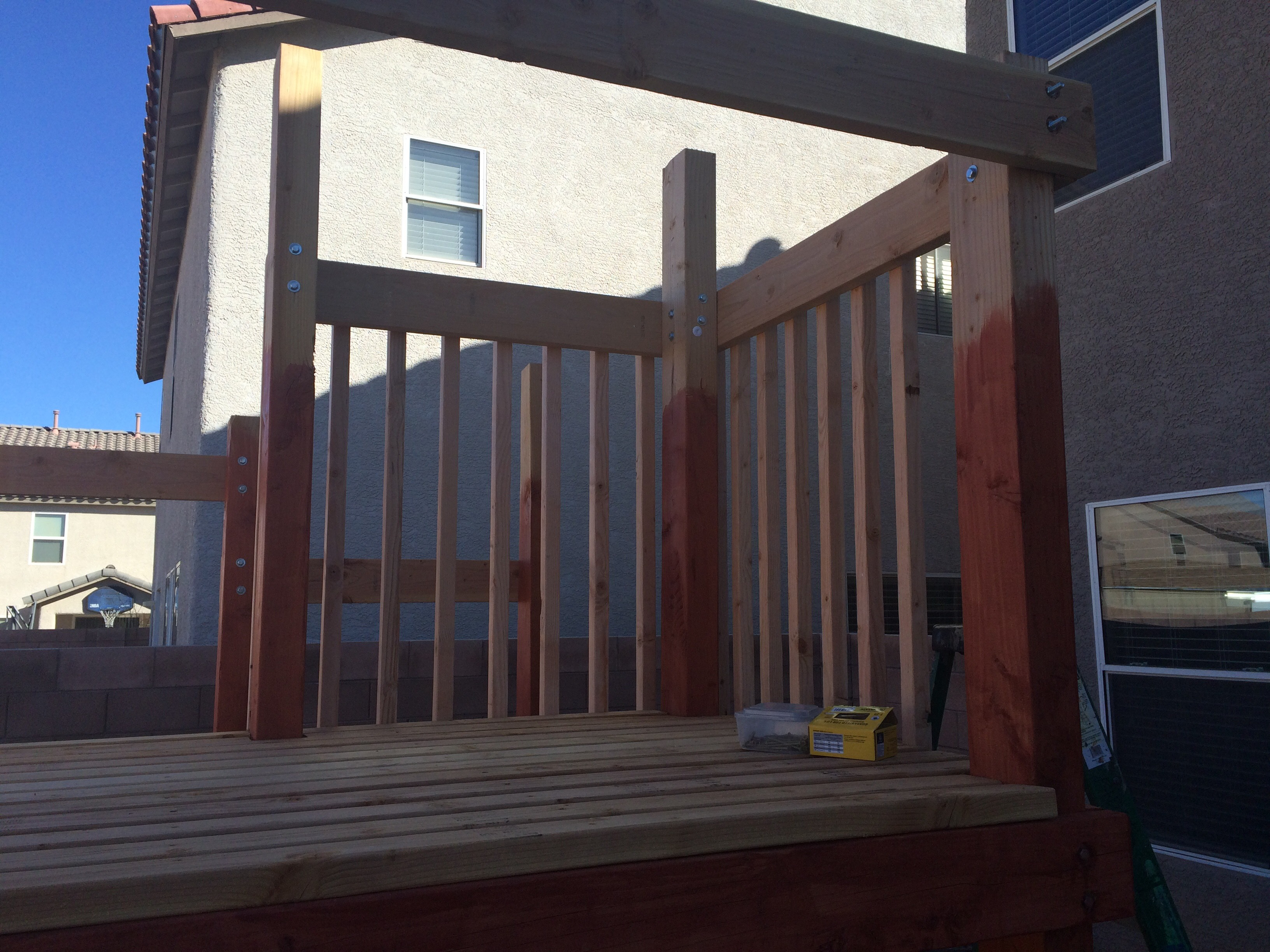 Picture of The Deck and Rails