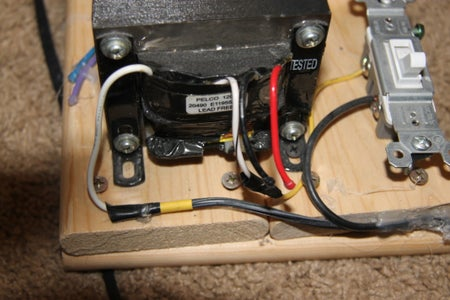 The Low Voltage Power Supply
