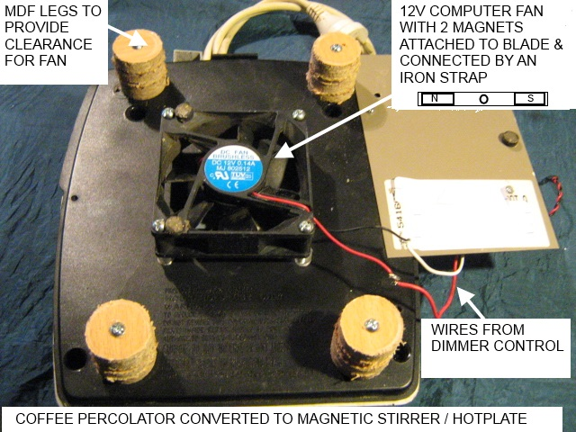 Picture of Magnetic Stirrer Hotplate