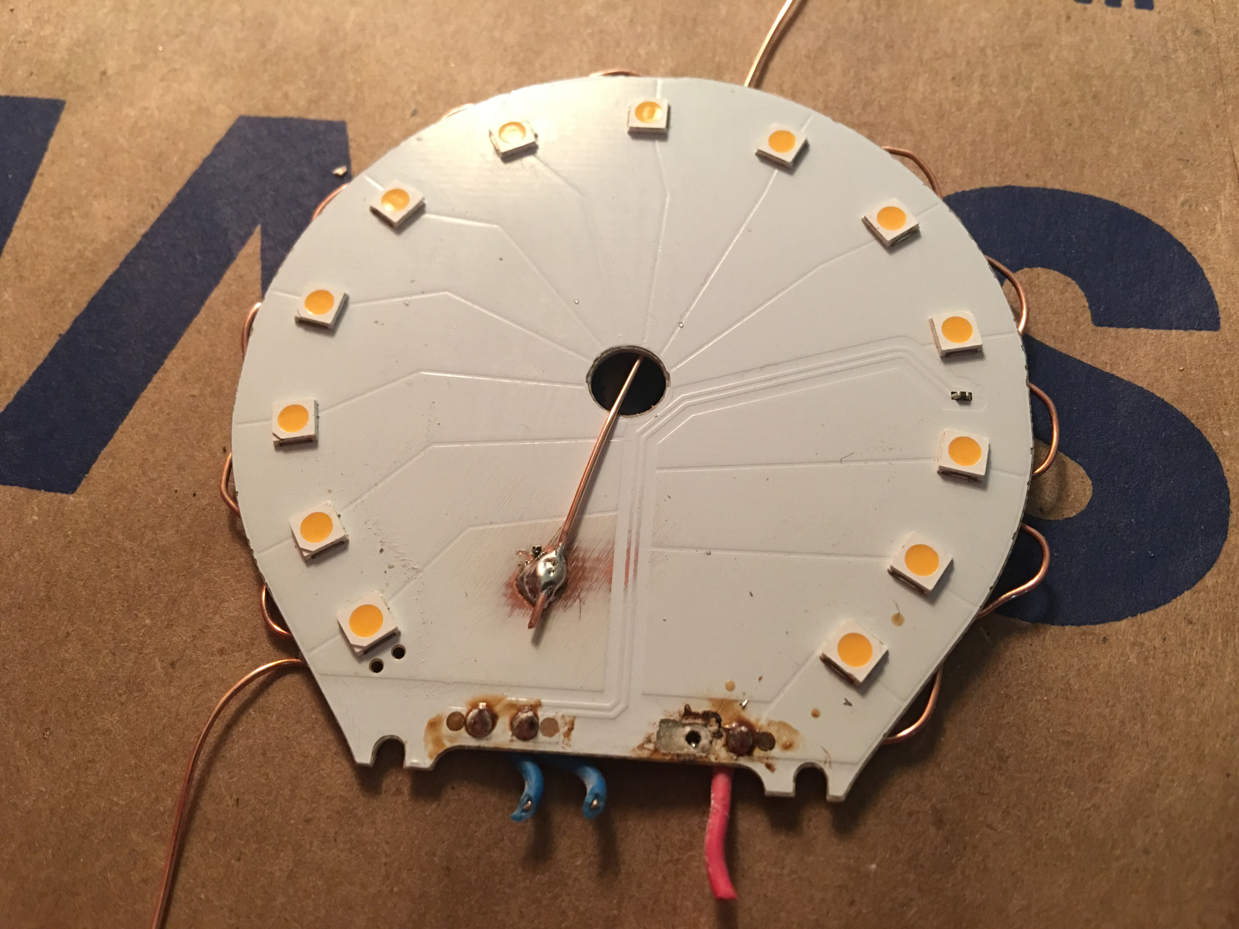 Picture of LED Bulb Modification