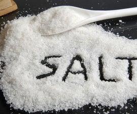 Salt Water Energy
