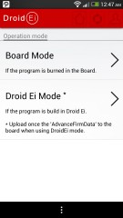 Picture of Setting Up Droid Ei App