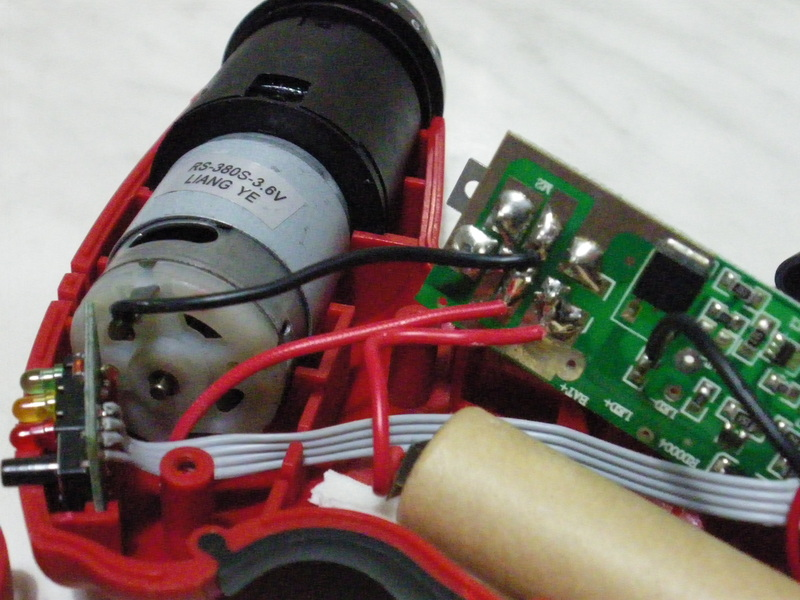 Picture of Inspection of Device Internals
