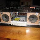 CD Player from old CDROM