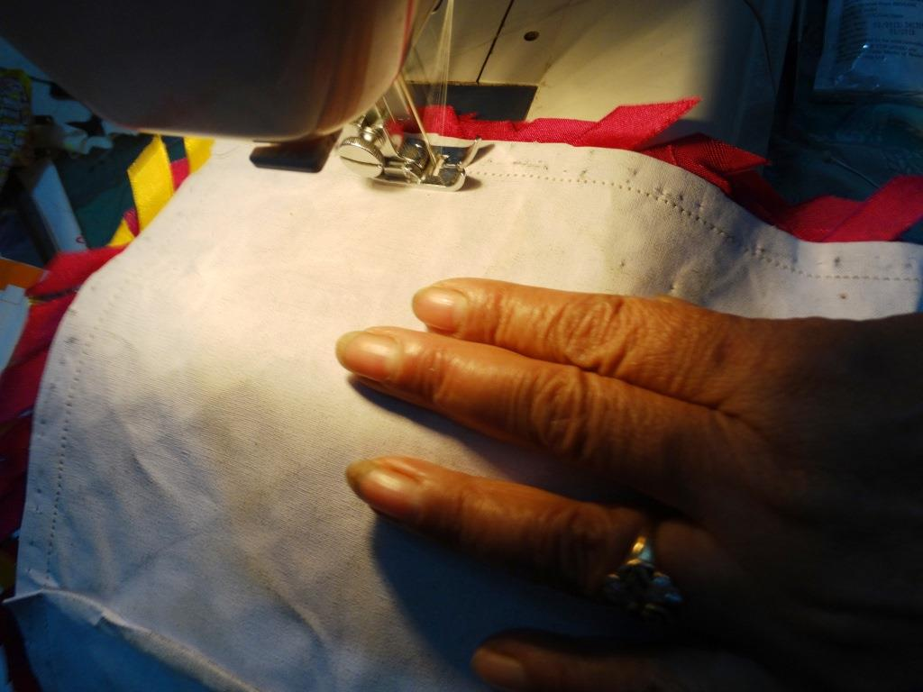 Picture of Stitching!!