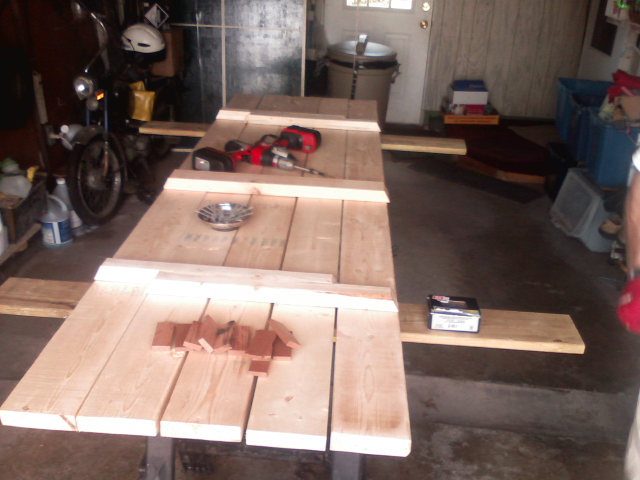 Picture of Lay Out the Table Top