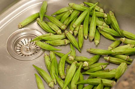 Picture of Okra, Not Just for Frying