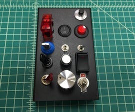The Enigma Switch Box