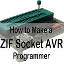 Universal programmer for AVR's and S51 plus ZIF socket !