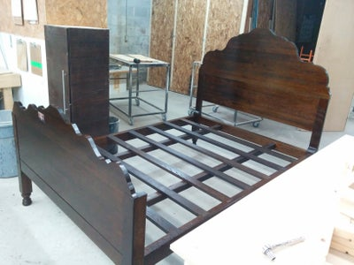 French Style Bed (Roubo)