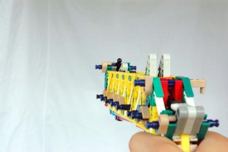 GBLP V1 (Giant Breach-Loading Pistol)