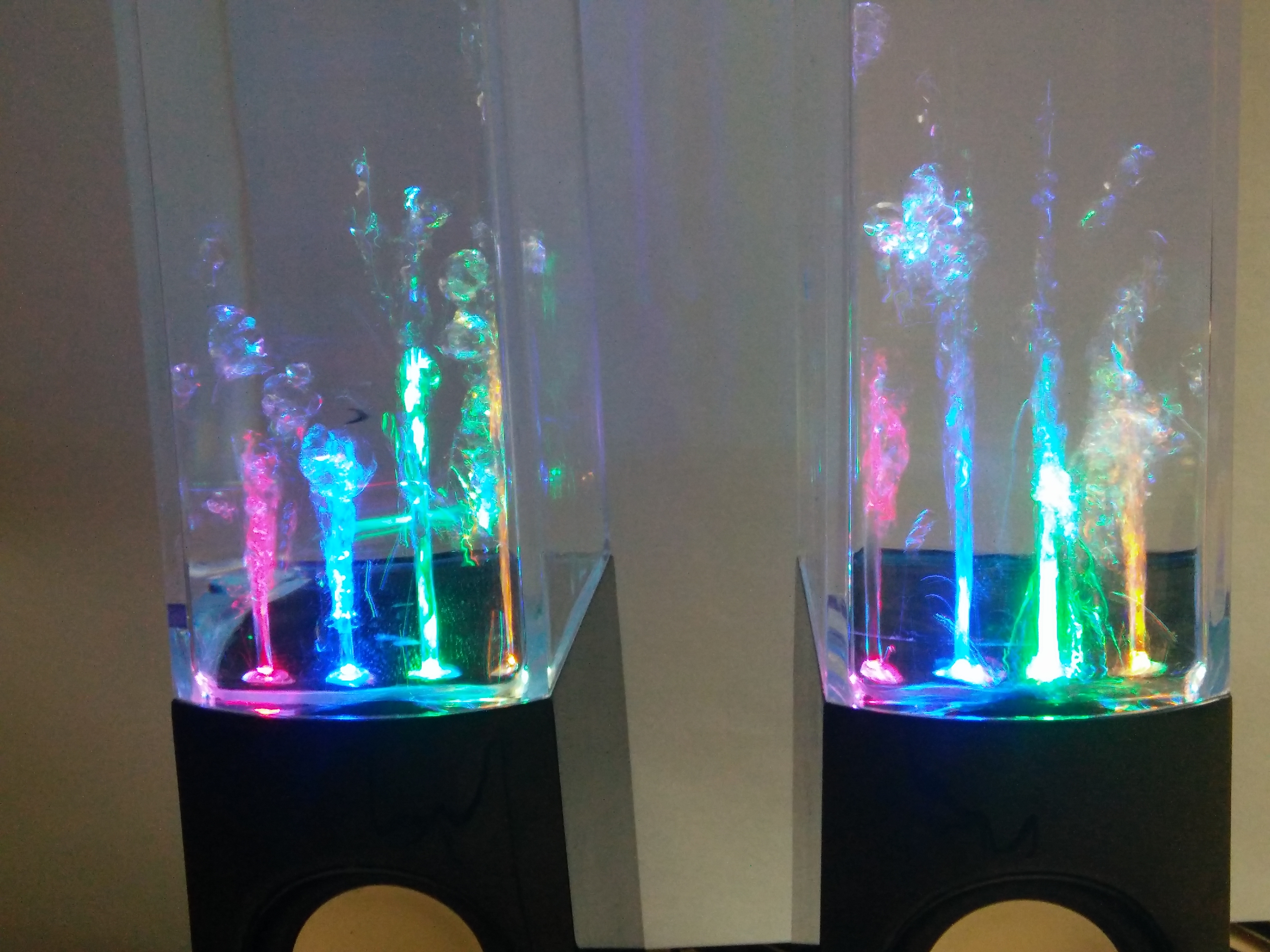 Picture of Water Speaker Equalizer