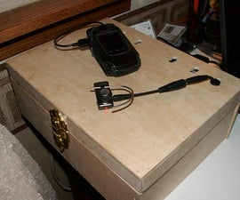 Electronic Accessory Charging Dock