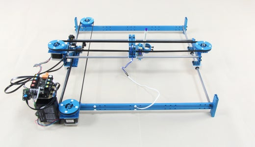 How to Make a XY-plotter With Makeblock