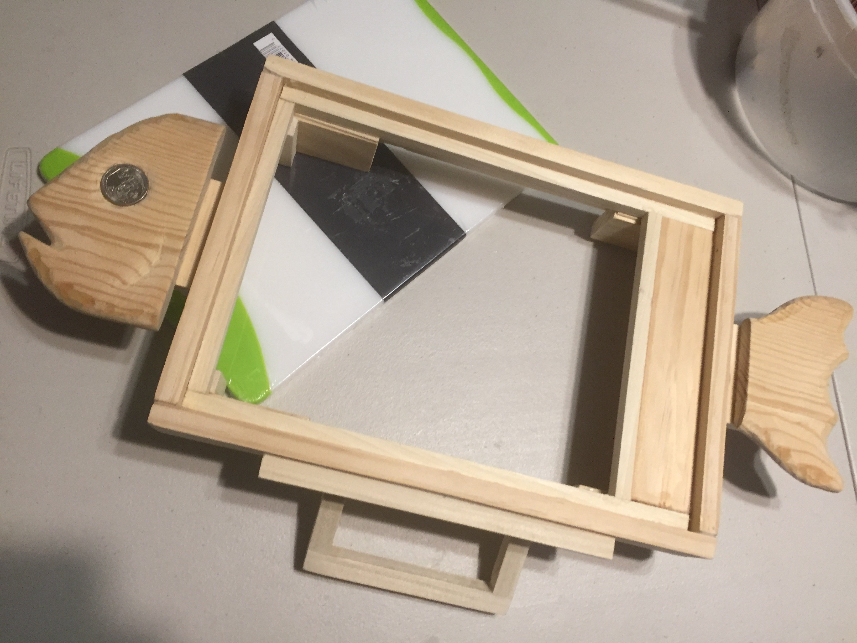 Picture of Picture Your Display by Framing It...