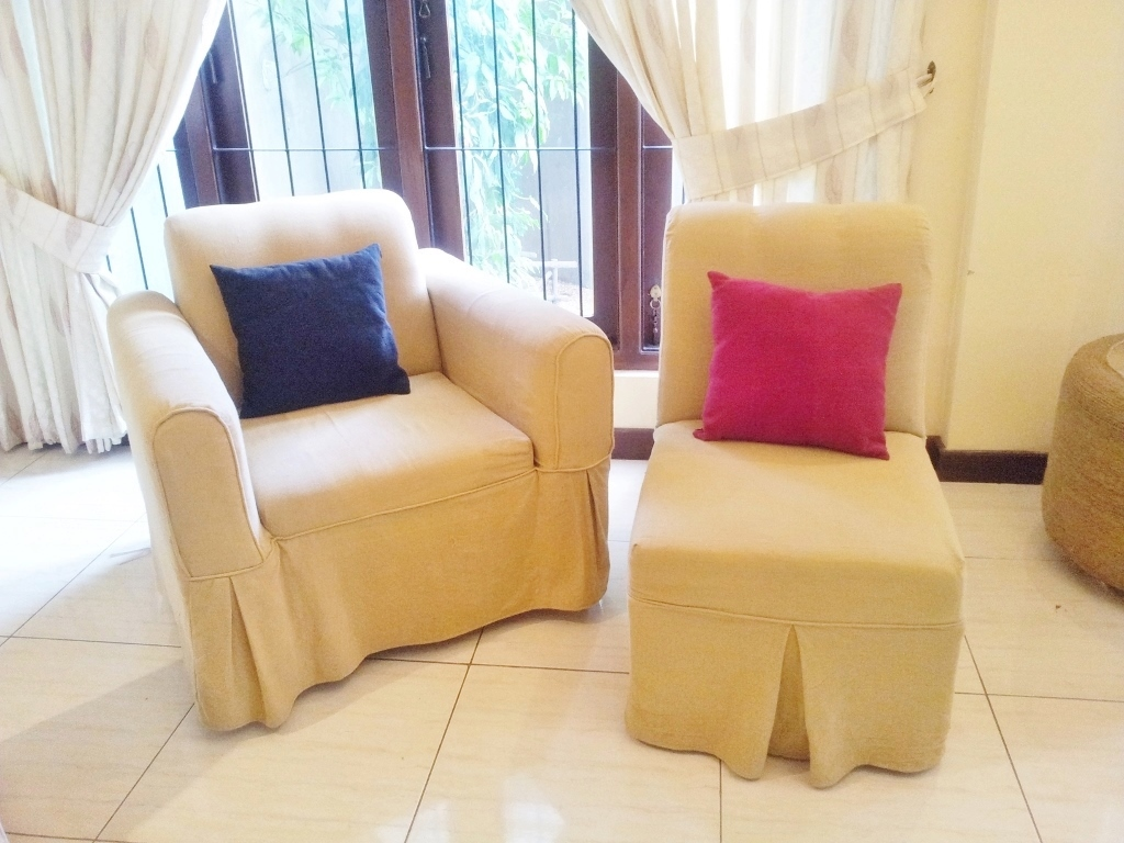 Picture of DIY Sofa Slip Covers - the Complete Know How
