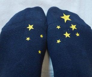 Sock Repair - Quick and Creative