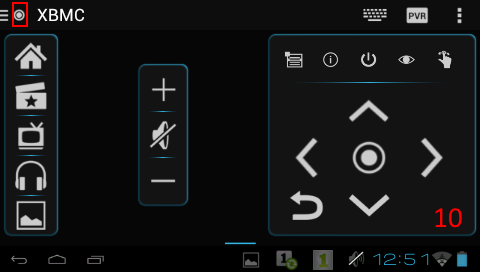 Picture of Configure Your Smartphone/tablet As a Remote!