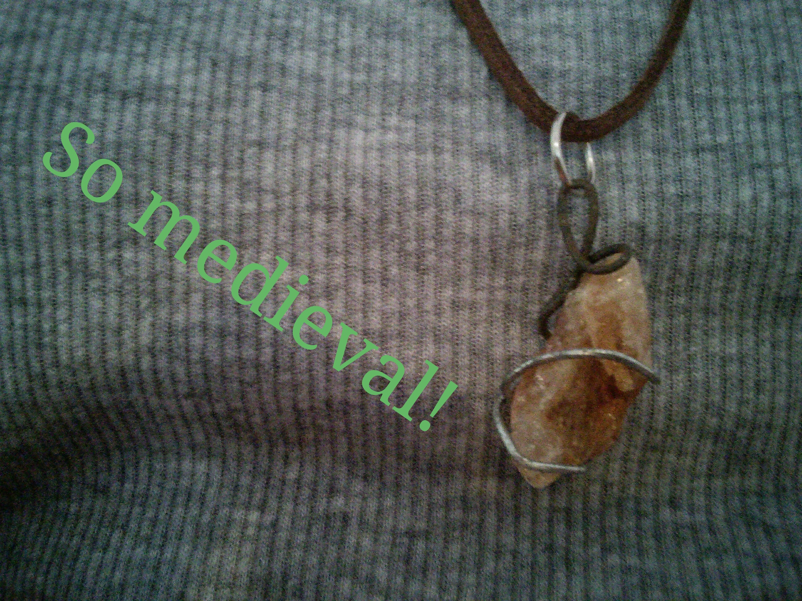 Picture of How to Make a Hand Made Gemstone Necklace