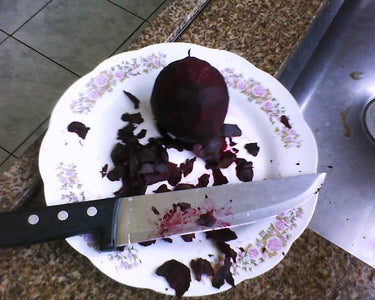 Blending the Beets