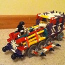 K'NEX Compact Motorized Train