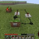 Mine craft redstone : button signal time extender