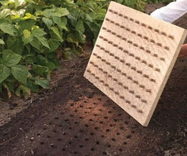 Make Your Own Planting Board
