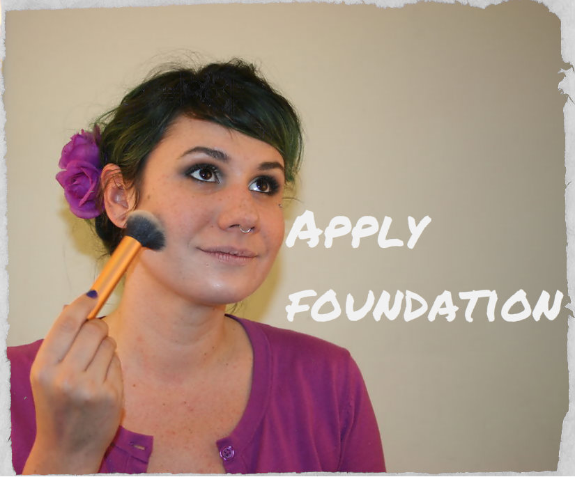 Picture of Apply Foundation