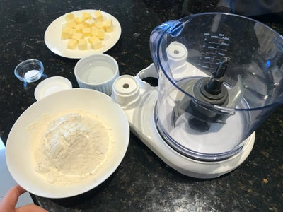 Make the Pastry Dough
