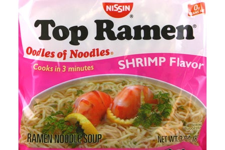 Make a Real Asian Meal From a Pack of Ramen Noodles...