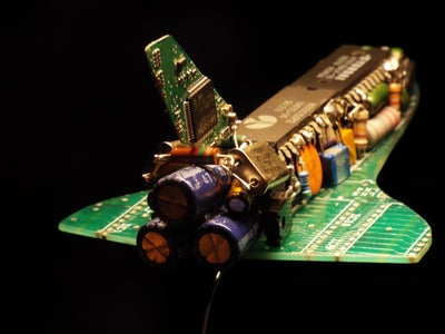 Electronic Space Shuttle