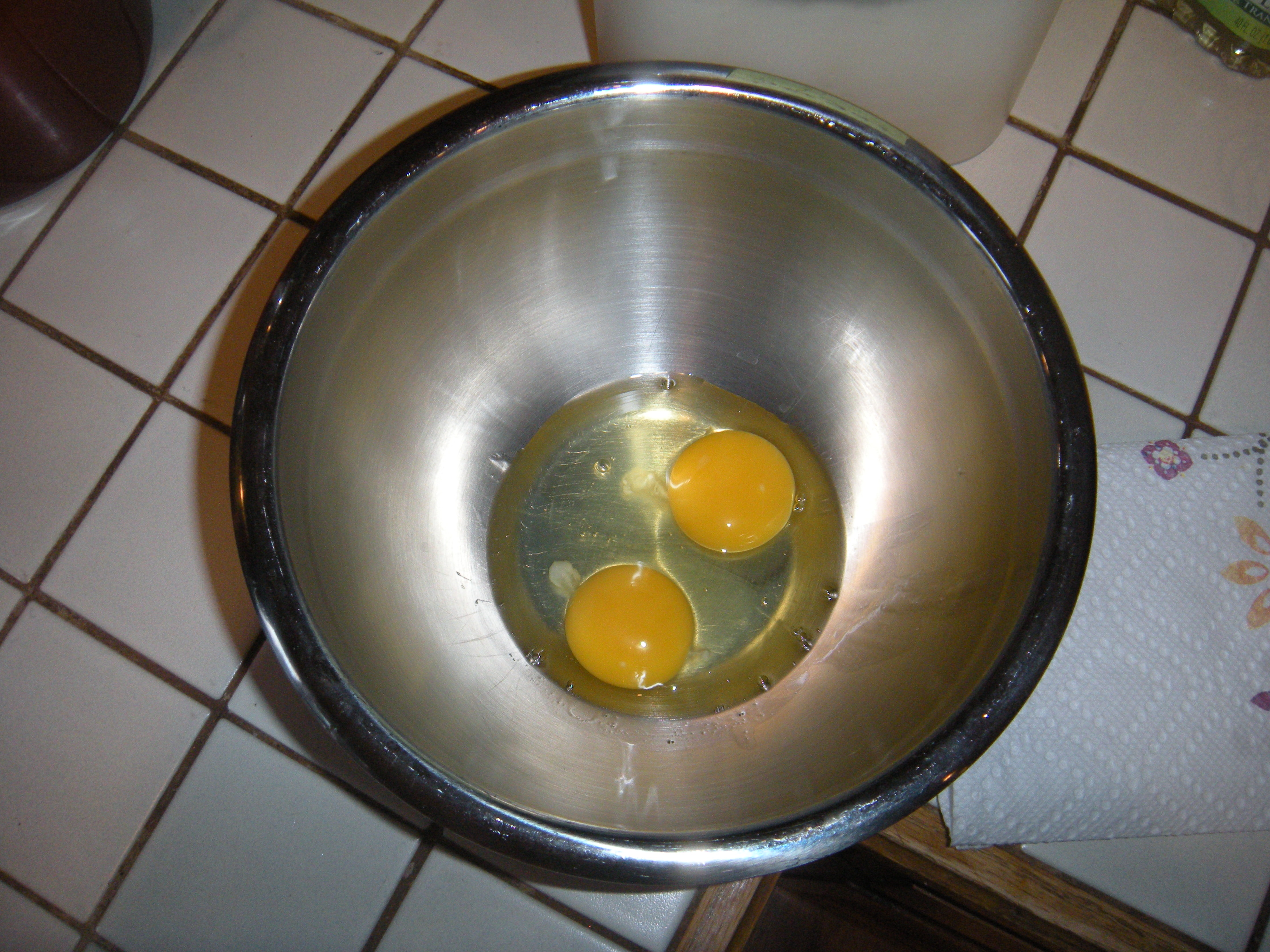Picture of Crack Eggs