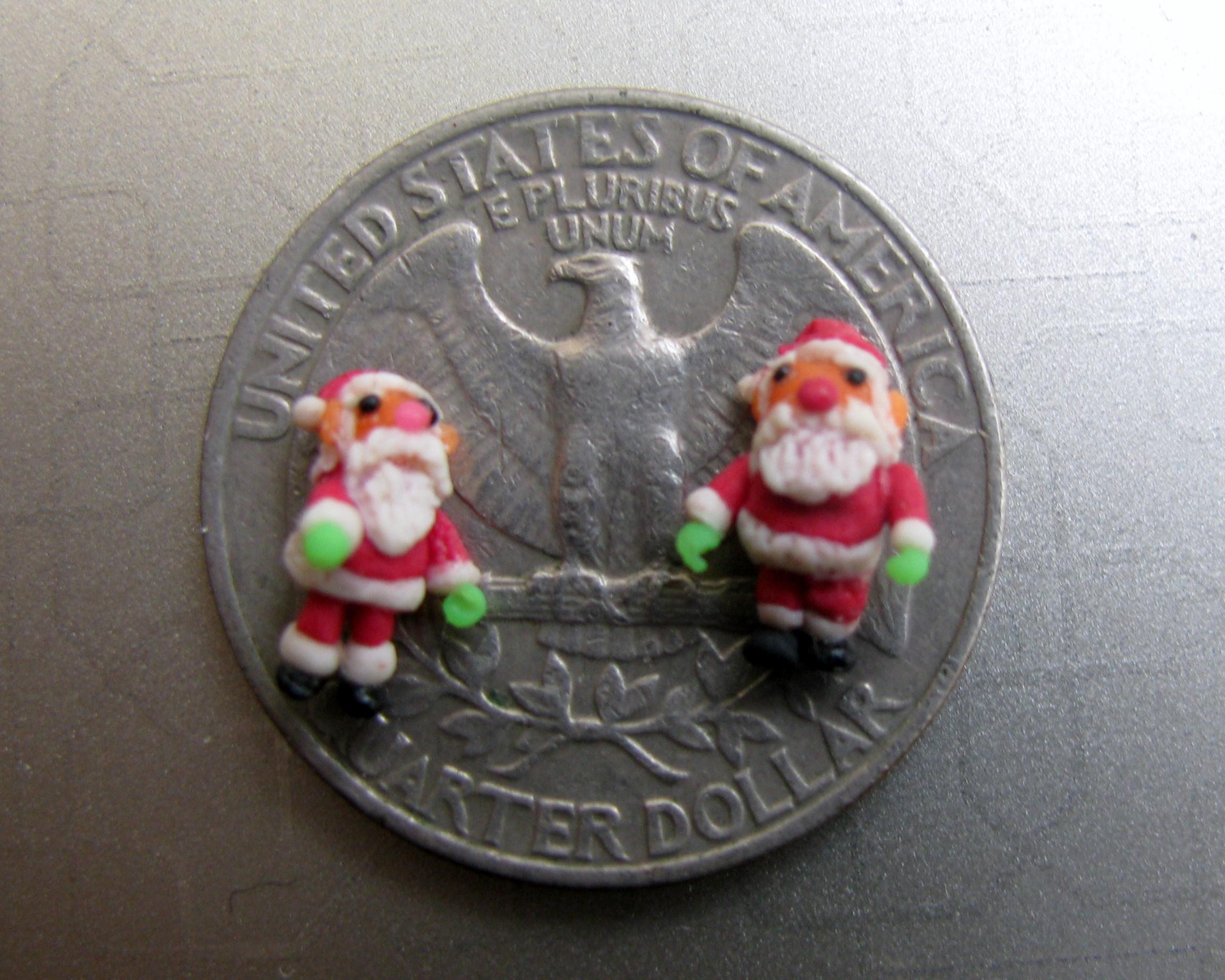 Picture of Micro Santa