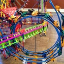 Olympus The Third - K'nex Ball Machine
