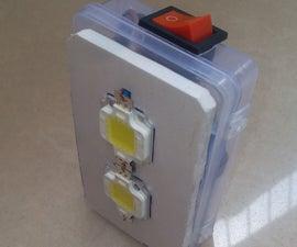 DIY:LED LIGHT