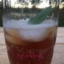 Sparkling Cranberry Kombucha