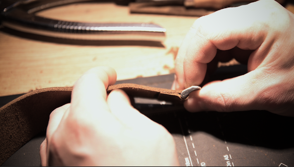 Picture of Fitting the Buckle