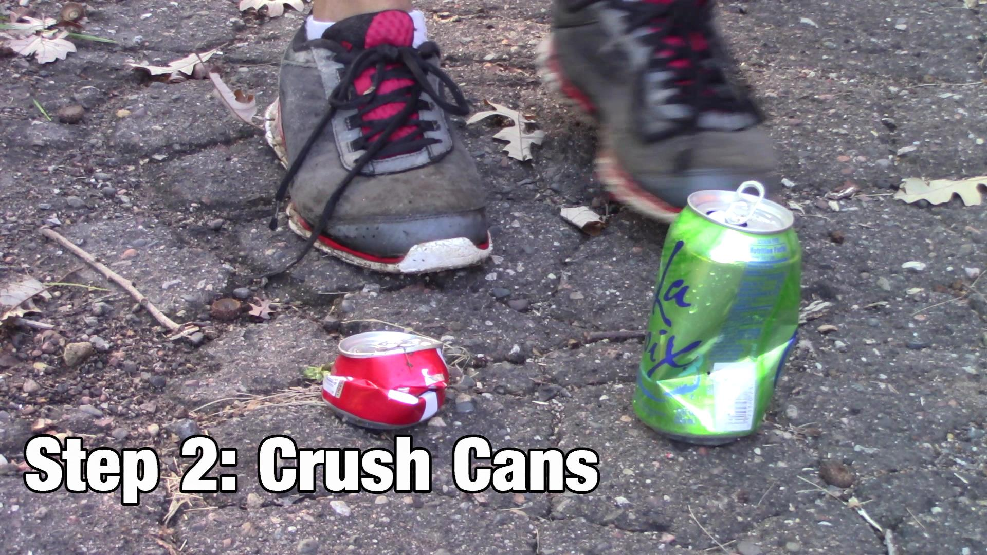 Picture of Crush Cans for  Extra Profit