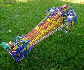 Knex Heavy Cannon V4 - Micro