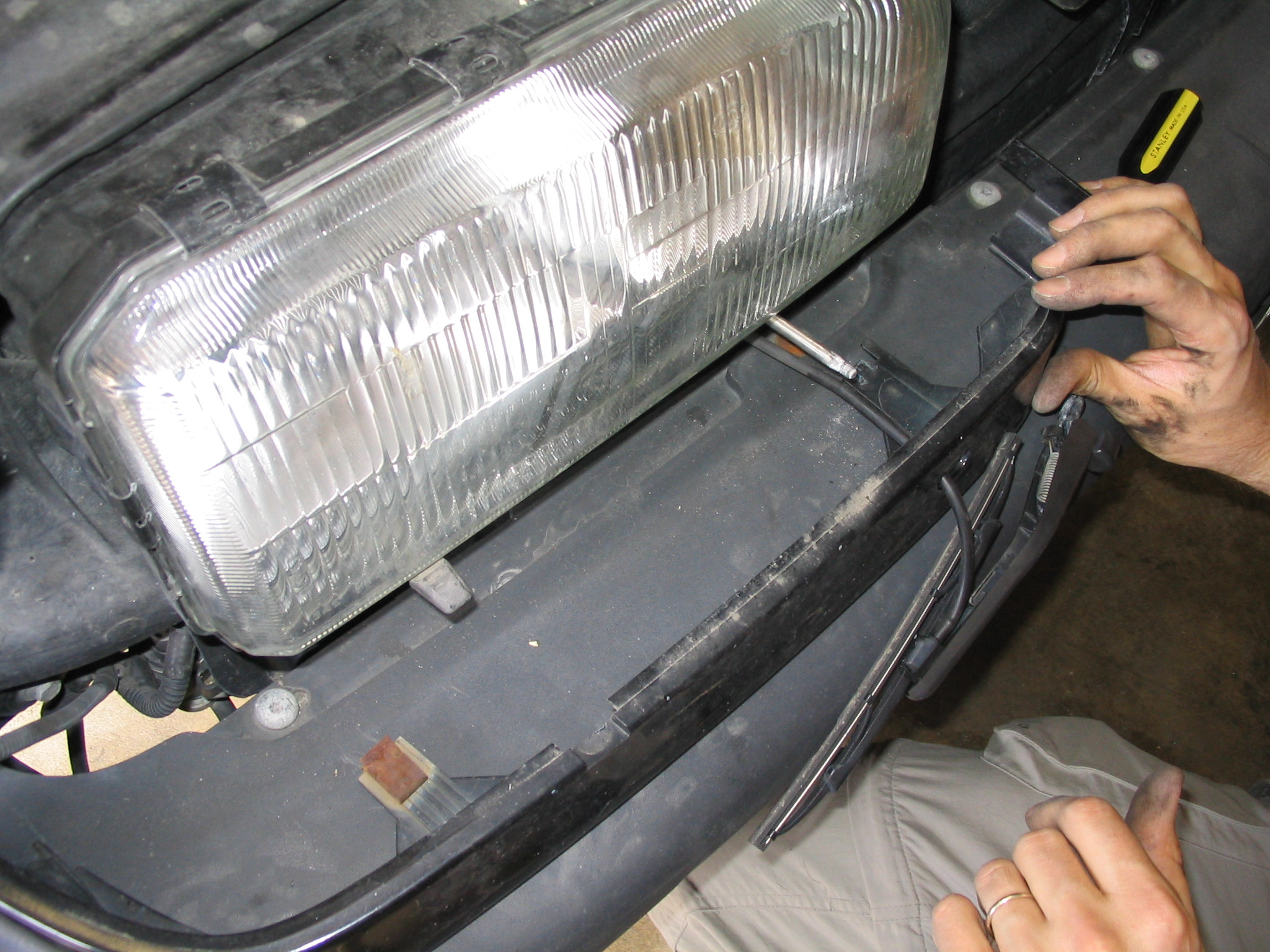 Picture of Remove Plastic Assembly