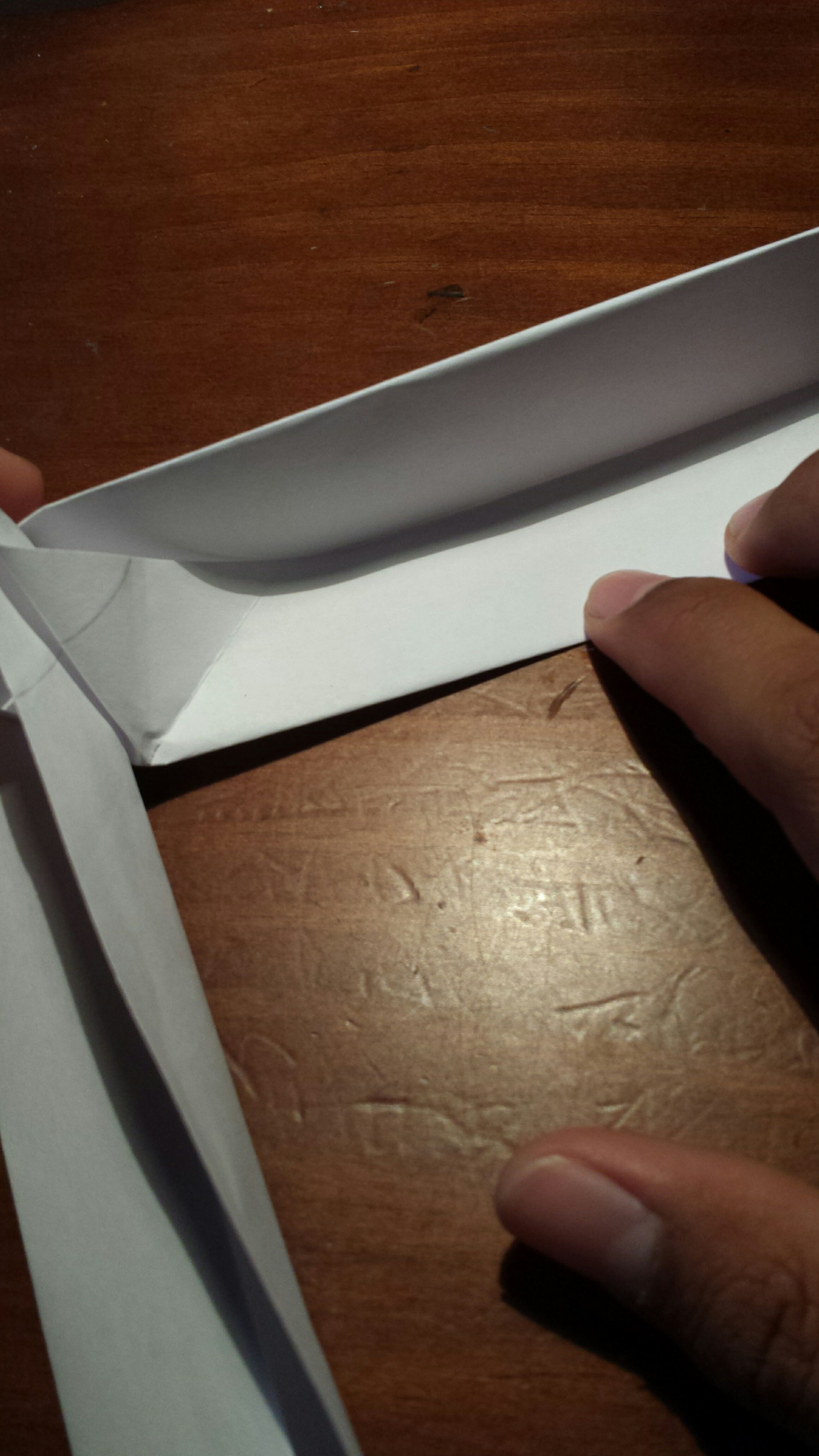 Picture of Forming the Boomerang