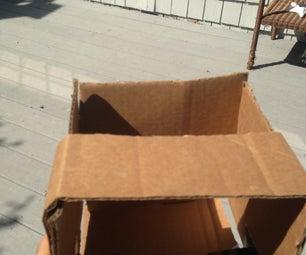 Cardboard Helmet