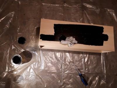 Front Baffle/ Finishing the Box