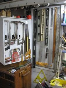 Add Tool Storage Doors