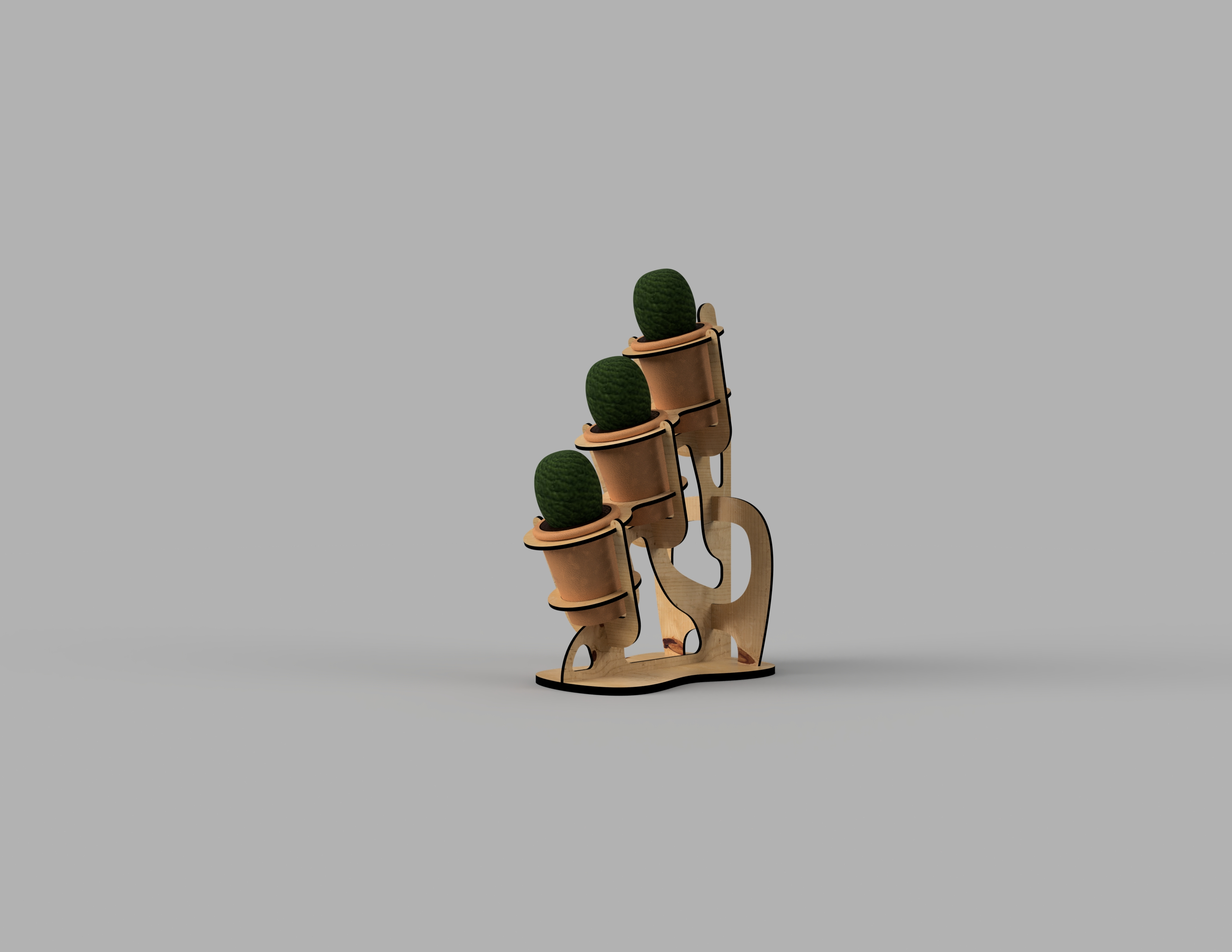 Picture of Designing the Pots and Planter in Fusion 360