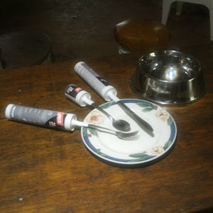 Tableware for Handicapped Eaters