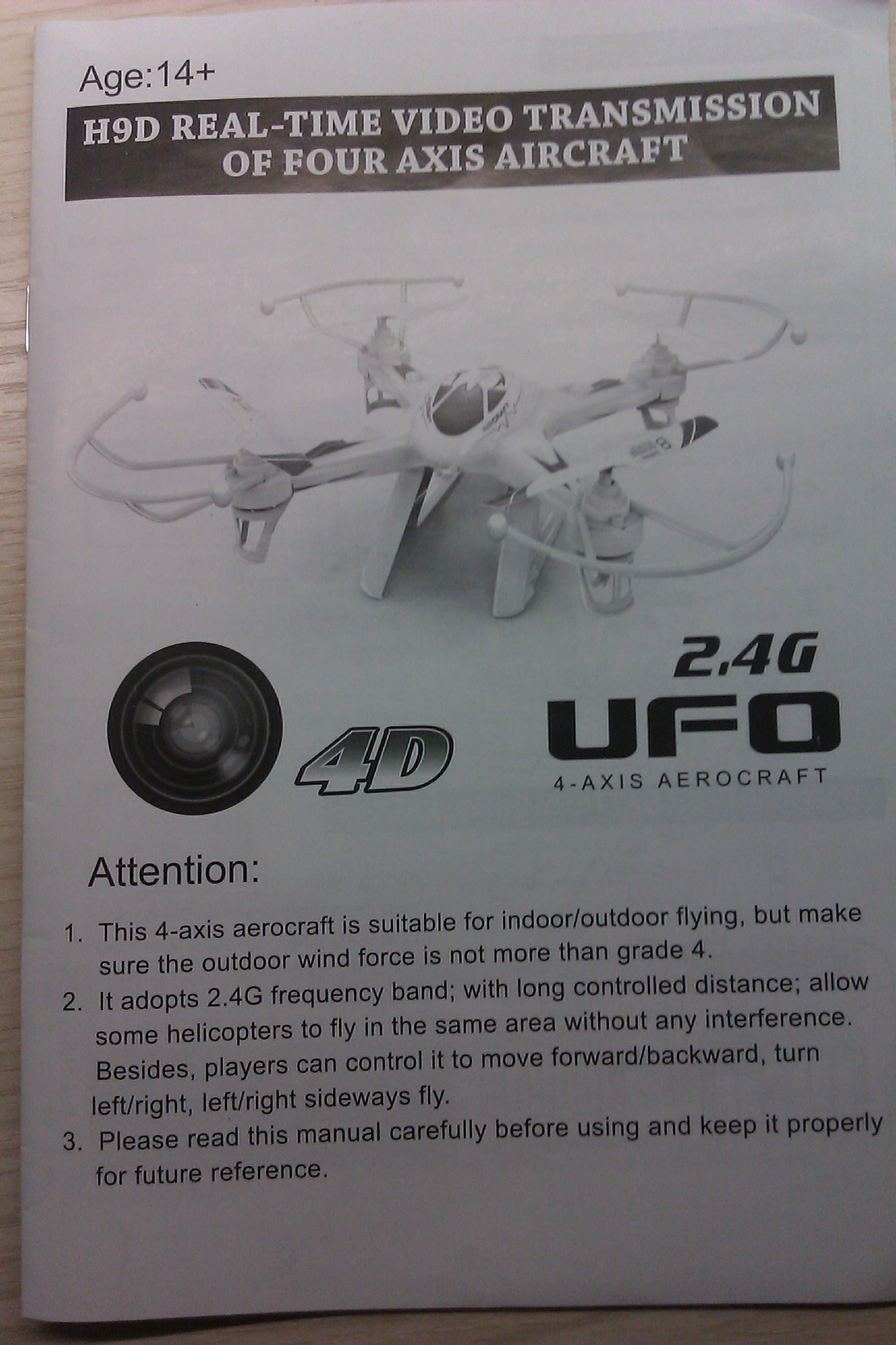 Picture of Drone Guide for Happy Flying
