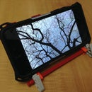 adjustable knex stand for your smart phone and tablet