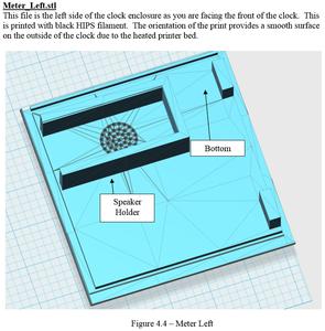 3D Printing - Meter_Left.stl