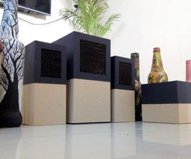 Home Theater System Using Cardboard